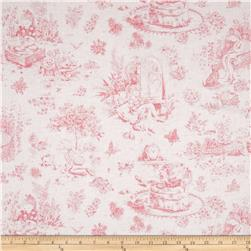 "Precious Beginnings 60"" Pretty Toile Pink"