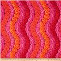 Kaffe Fassett Collective Serpentine Magenta
