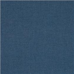 Eco Twill Denim Blue