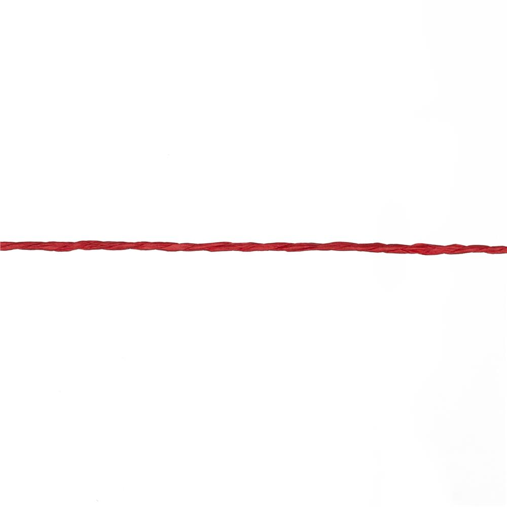 May Arts 2mm Paper Twine Red