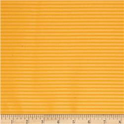 Robert Allen Promo 1/8'' Stripe Jacquard Gold Fabric