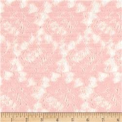 Ripple Lace Dark Peachy Pink