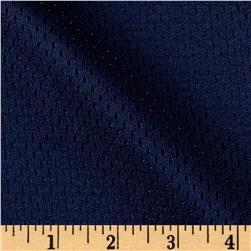 8.5 oz Athletic Stretch Mesh Navy