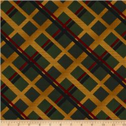 Christmas Spectacular Plaid Spectacular Pine