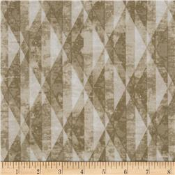 Michael Miller Diamond Prism Cream Fabric