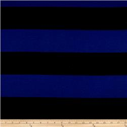 Ponte de Roma Stripe Black/Royal