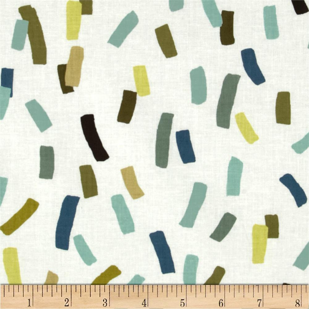 Contempo Dwellings Multi Confetti Ivory