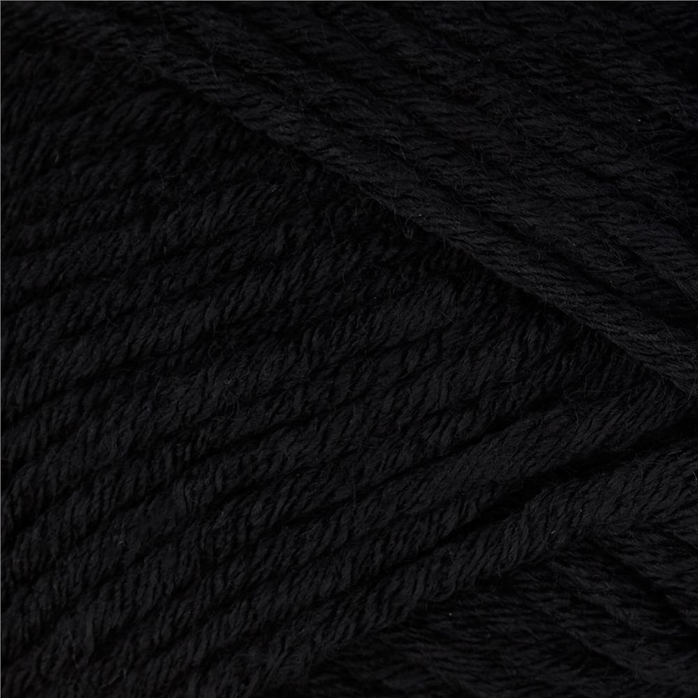 Red Heart Heads Up Yarn 12 Black