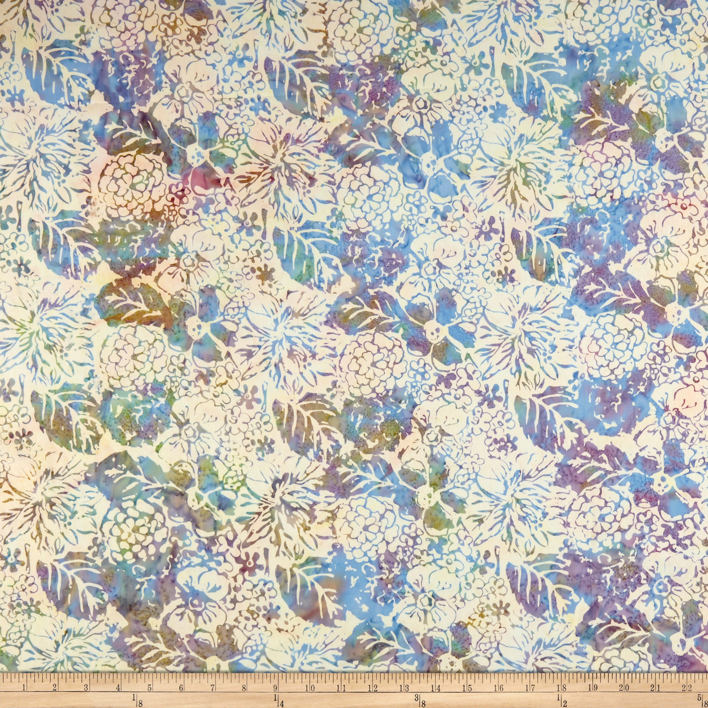 INOpets.com Anything for Pets Parents & Their Pets Anthology Batiks Garden Prism Fabric
