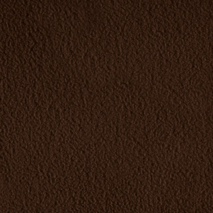 WinterFleece Velour Brown Fabric