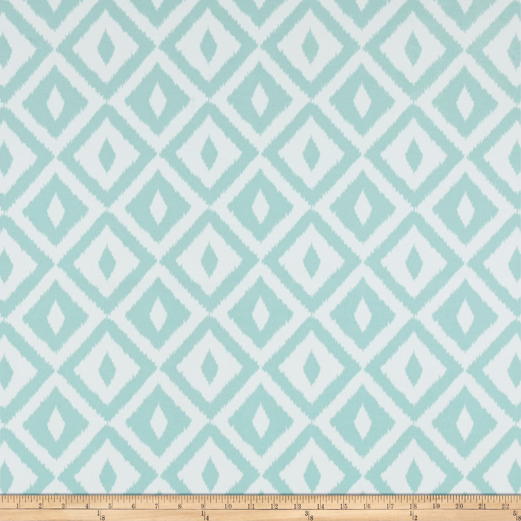 Terrasol Outdoor Aztec Mist Fabric by Tempro in USA