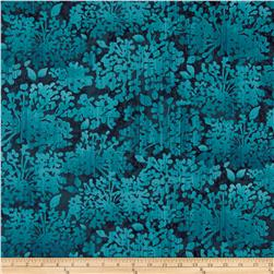 Nature Studies Foliage Teal