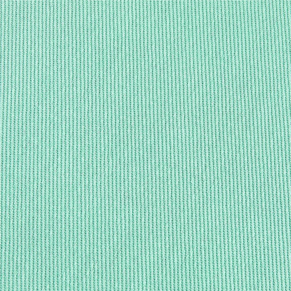Kaufman ventana twill solid mint green discount designer for Fabric cloth material