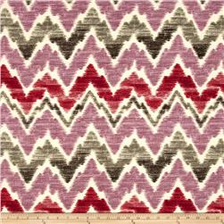 Swavelle Mill/Creek Timissa Chevron Frosted Grape