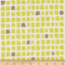Cloud 9 Organic Around the Block Pocket Patch Yellow