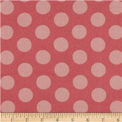 Flannel Cookie Dots Lollipop