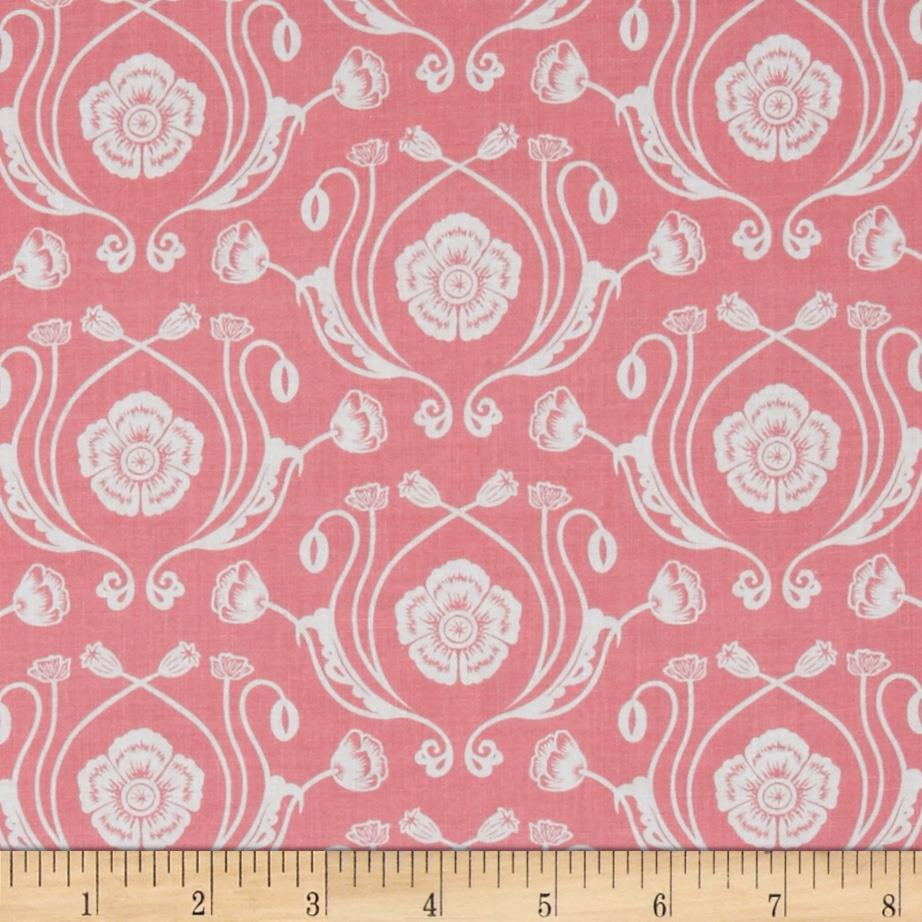 Poppy Patio Damask Pink