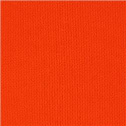 Team Spirit Mock Mesh Bright Orange