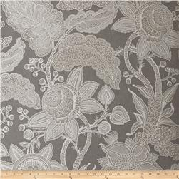 Fabricut 50195w Lareta Wallpaper Thunderstorm 02 (Double Roll)