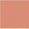 Fabricut Cribbage Coral