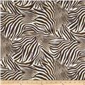 Safari Zebra Brown