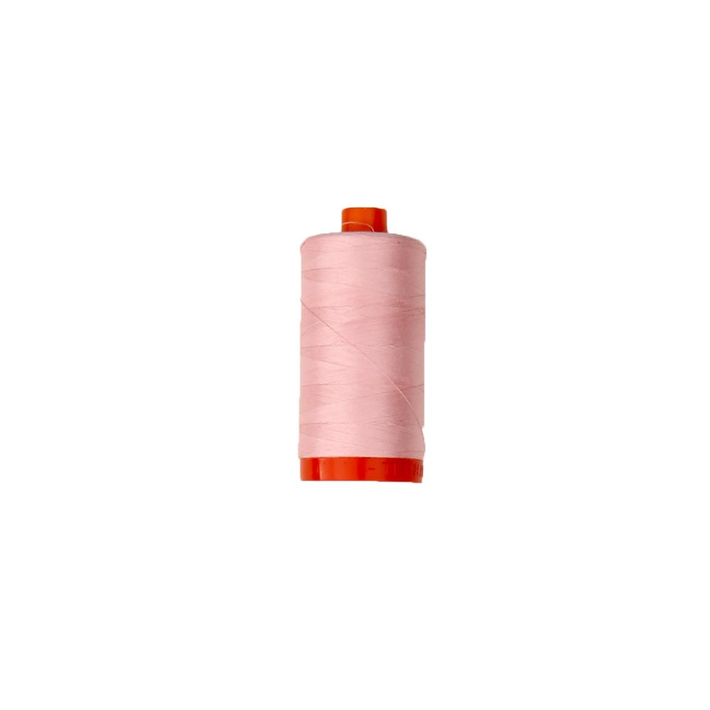 Aurifil Quilting Thread 50wt Baby Pink
