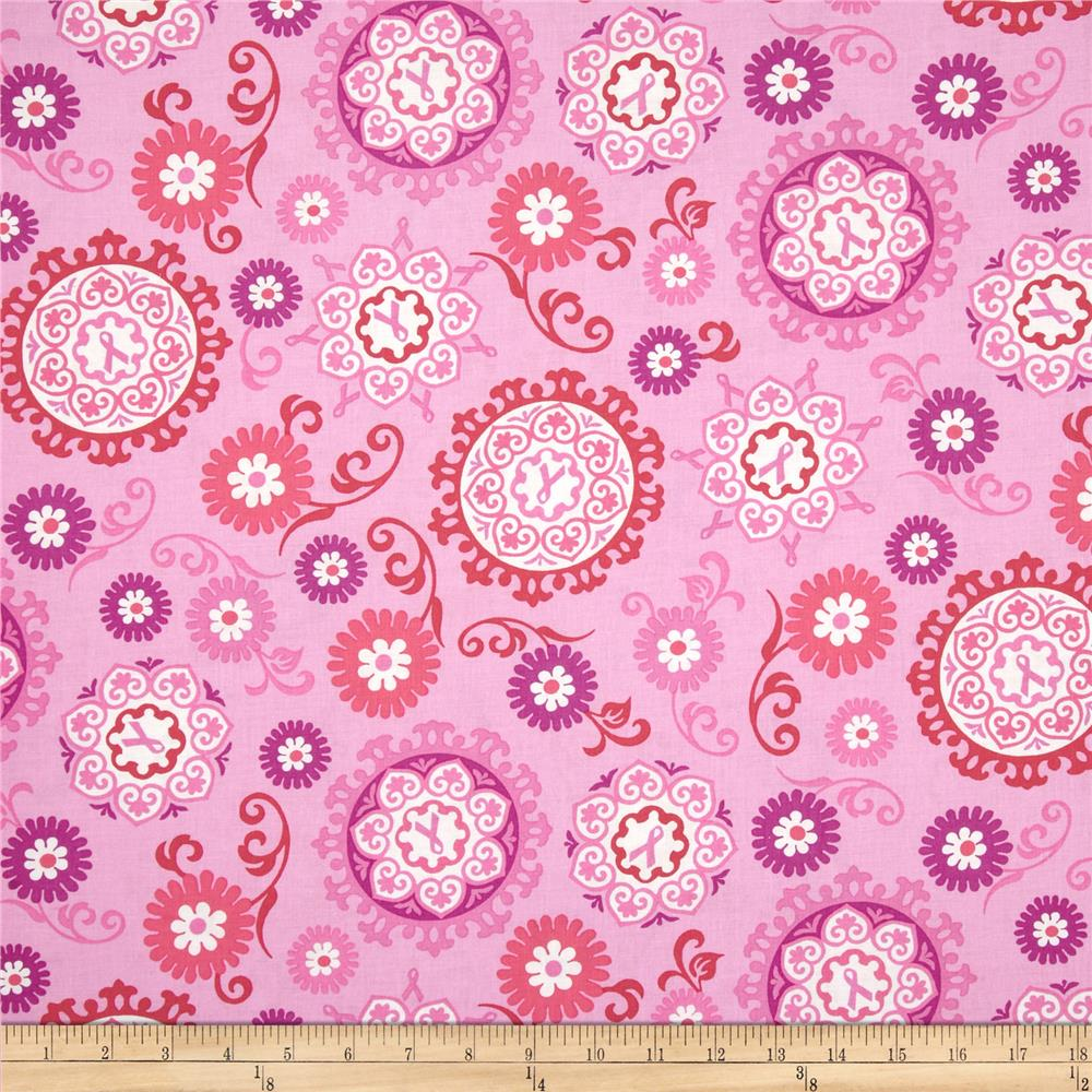 Project Pink Medallions Pink/Purple