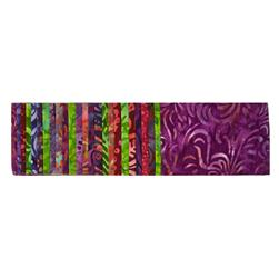 "Batavian Batiks 2.5"" Strips Royal Flush"