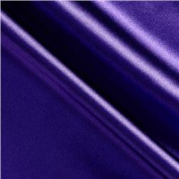 Solid Satin Purple
