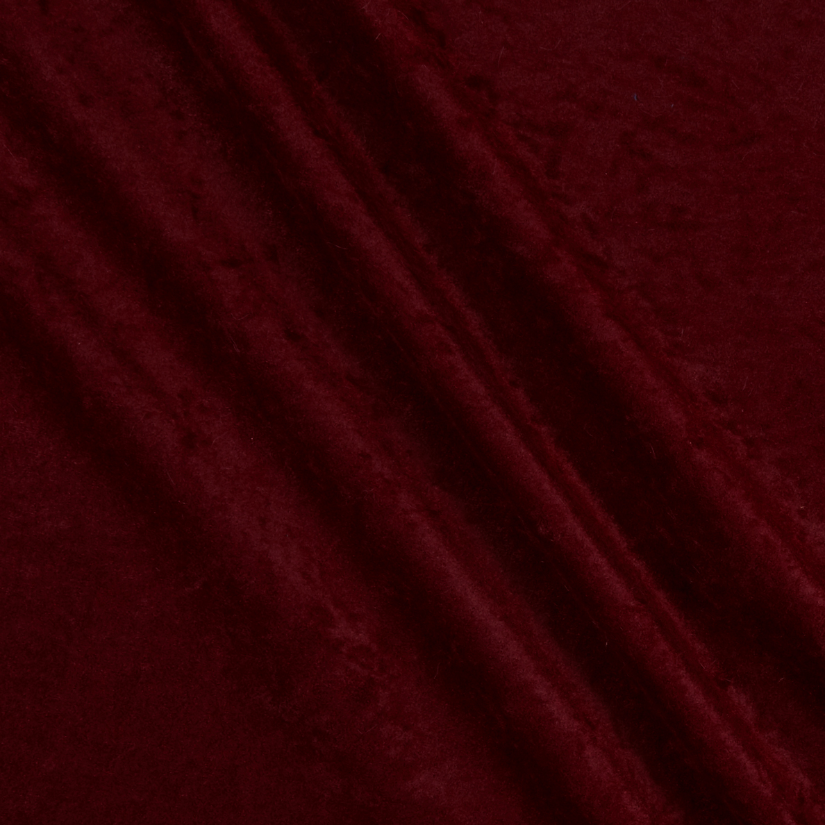 Image of Soft Suede Wine Fabric