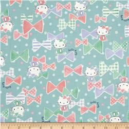 Hello Kitty Bows Blue