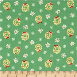 Penny Rose Little Joys Wreath Green