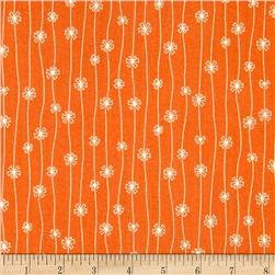 Meadow Daisy Chain Orange