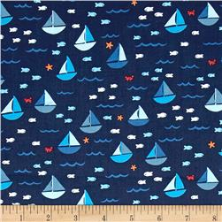 Dear Stella Seas The Day Sailboats Navy