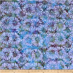 Island Batik Sunflower Light Purple