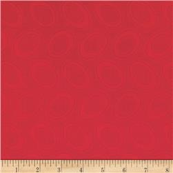 Kaffe Fassett Collective Aboriginal Dot Red