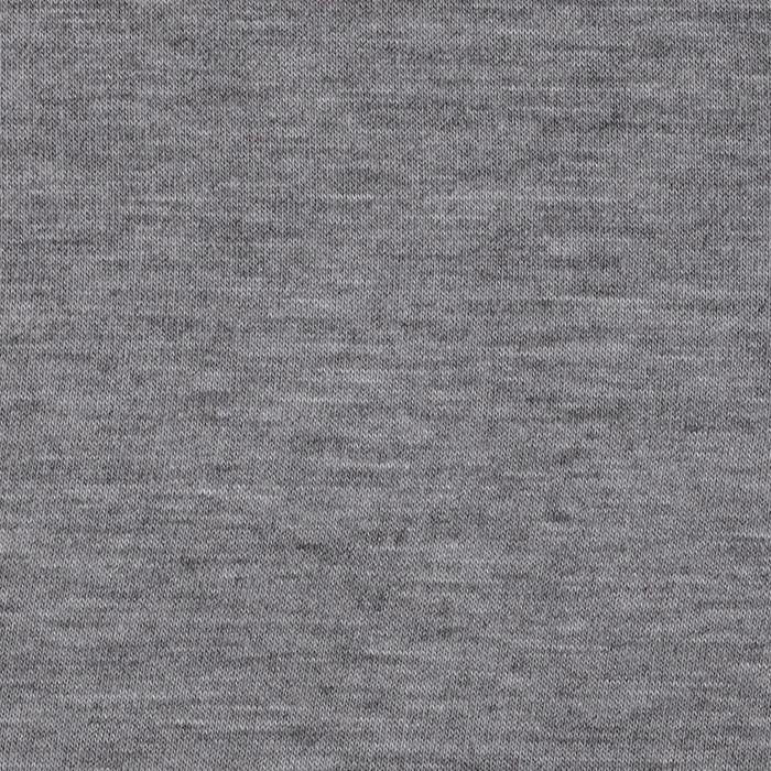 Designer Stretch Rayon Jersey Knit Heather Grey