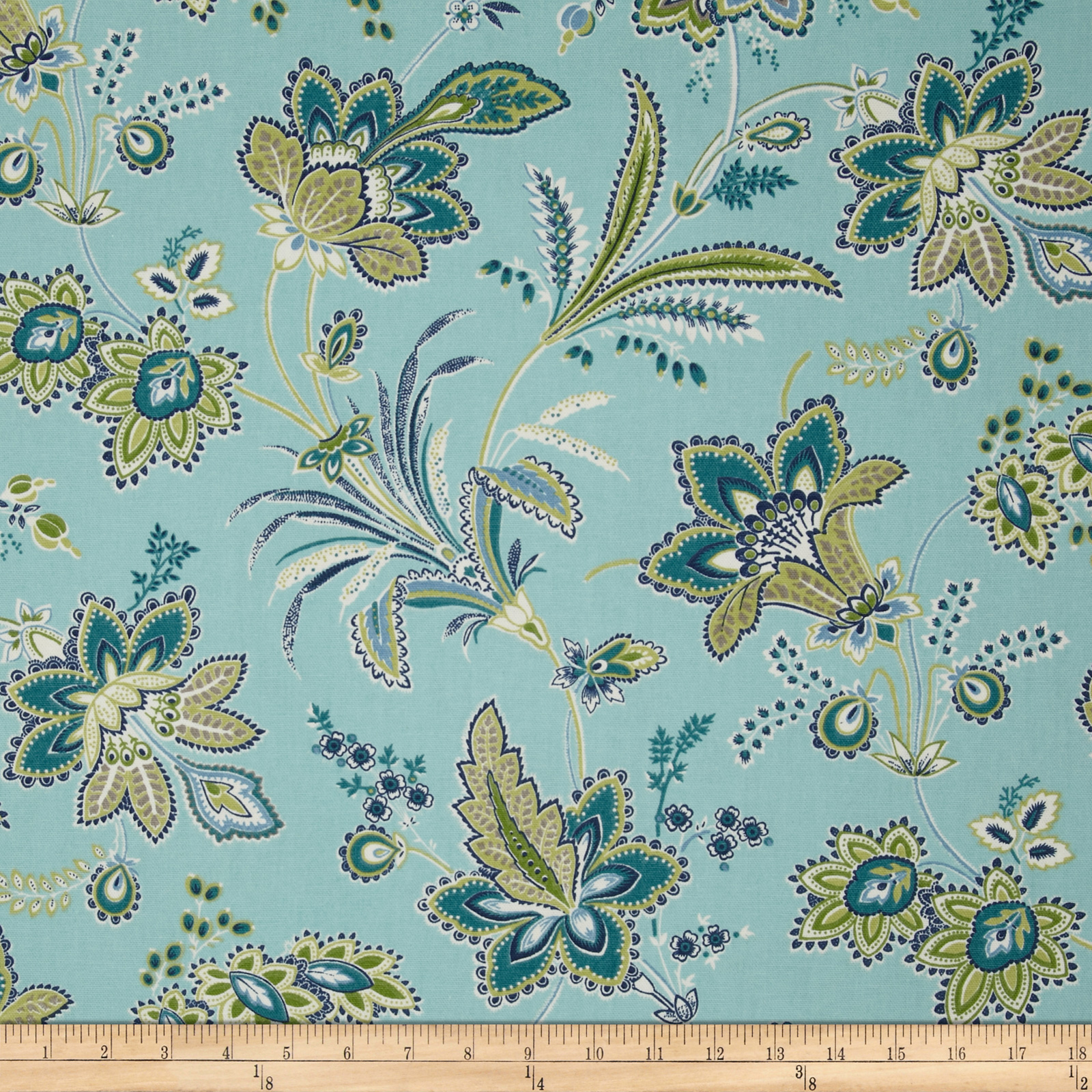 Waverly Barano Seaspray Fabric