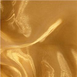 Mirror Organza Gold