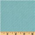 Riley Blake Wistful Winds Stripe Blue
