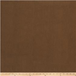 Fabricut Tideway Faux Leather Walnut