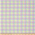 Aunt Polly's Flannel Plaid Pastel/Multi