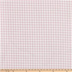 Kaufman Baby Basics Double Gauze Check Pink
