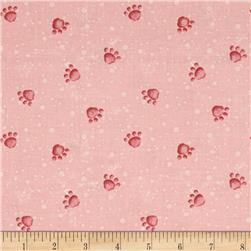 Pampered Pooch Dog Prints Rose