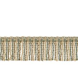 "Fabricut 2.5"" Porch Swing Bullion Fringe Opal"