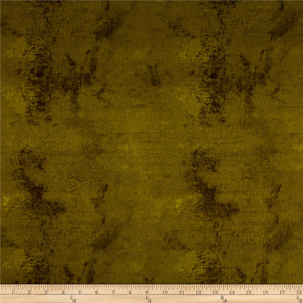Flannel Bark Dark Olive