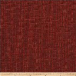 Fabricut Tempest Basketweave Red