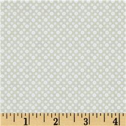 Michael Miller Dim Dots Cloud Fabric