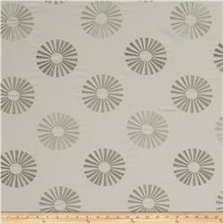Jaclyn Smith Embroidered Carthage Dove Gray
