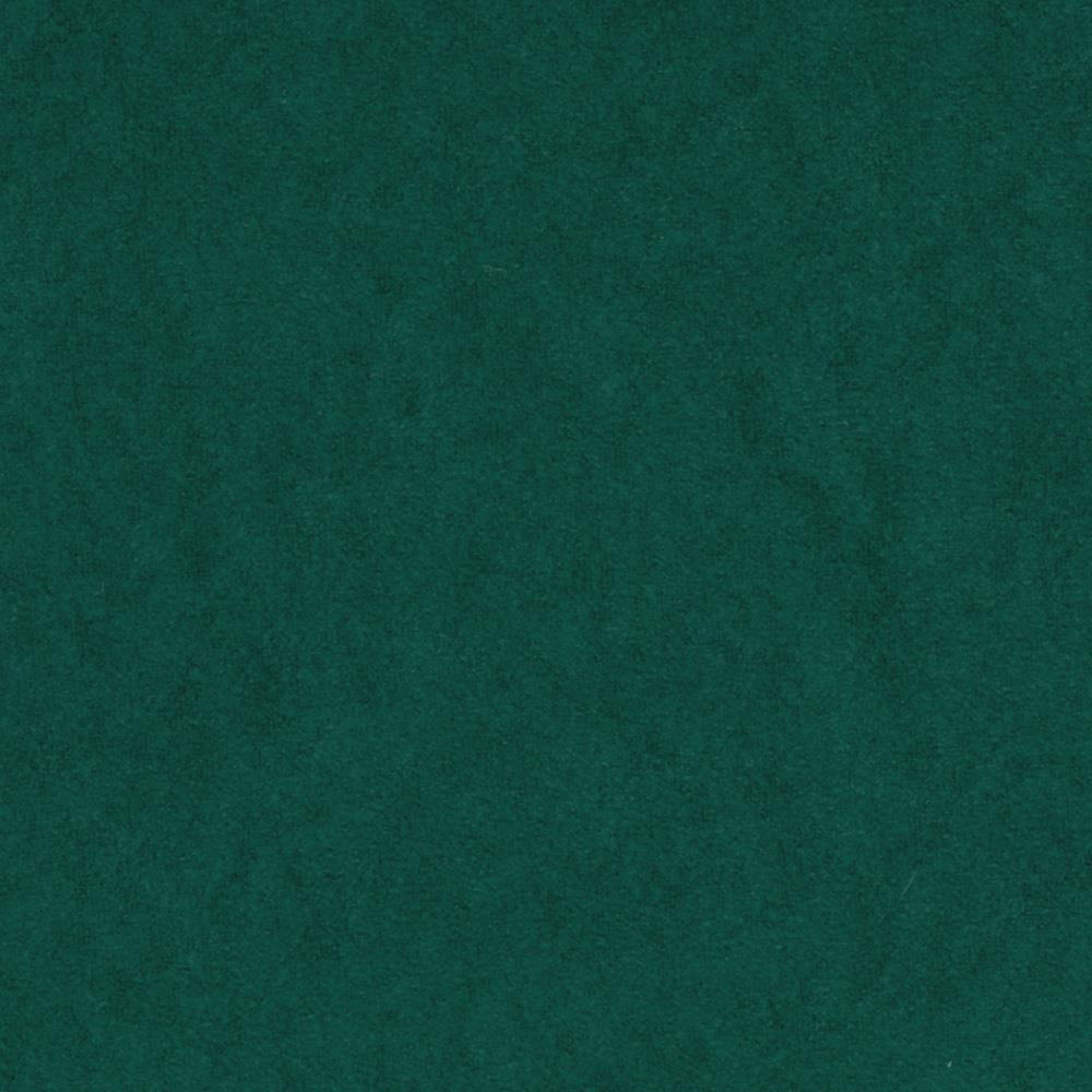 Deer Suede Velour Dark Green